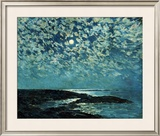 Moonlight  Isle of Shoals  1892