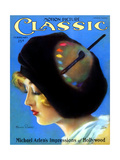 1930s USA Motion Picture Classic Magazine Cover