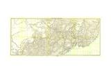 1905 Kirin Harbin Vladivostok Map