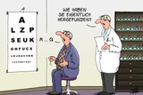 Blind Zum Optiker