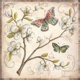Le Jardin Butterfly III