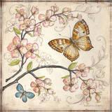 Le Jardin Butterfly II