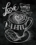 Love You a Latte No Border
