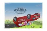 Fahrschule - Unfall