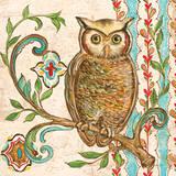 Treetop Owl I