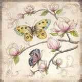 Le Jardin Butterfly IV