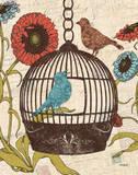 Birds & Blooms III