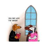 Lick the Bride