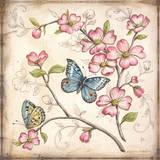 Le Jardin Butterfly I