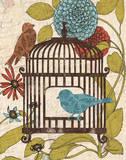 Birds & Blooms IV