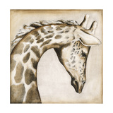 Serengetti Giraffe
