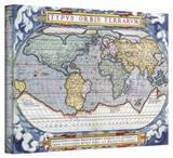 Abraham Ortelius 'Typus Orbis Terrarum'