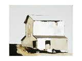 White Barn Giclée premium par Sandra Pratt