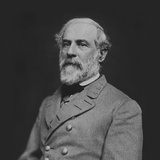 Vintage Civil War Photo of Confederate Civil War General Robert E Lee