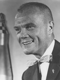 Digitally Restored American History Photo of Astronaut John Glenn