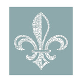 Louisiana Fleur De Lis (Cities)