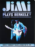 Jimi Hendrix: Plays Berkeley