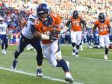 NFL Playoffs 2014: Jan 12  2014 - Broncos vs Chargers - Wes Welker