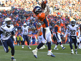 NFL Playoffs 2014: Jan 12  2014 - Broncos vs Chargers - Wes Welker