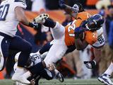 NFL Playoffs 2014: Jan 12  2014 - Broncos vs Chargers - Knowshon Moreno