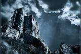 Moods of Corfe Castle!