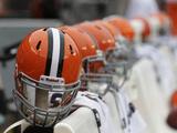 Cleveland Browns Helmets