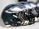Philadelphia Eagles Helmets