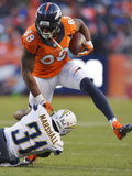 NFL Playoffs 2014: Jan 12  2014 - Broncos vs Chargers - Demaryius Thomas
