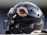 Chicago Bears Helmet