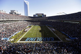 NFL Playoffs 2014: Jan 12  2014 - 49ers vs Panthers - Bank of America Stadium