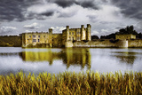 Moods over Leeds Castle