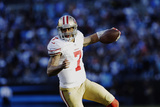 NFL Playoffs 2014: Jan 12  2014 - 49ers vs Panthers - Colin Kaepernick