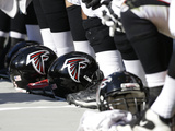 Atlanta Falcons Helmets