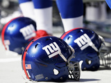 New York Giants Helmets