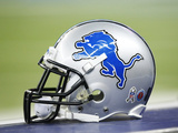 Detroit Lions Helmet