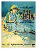 The Sheik - Motion Picture Starring Agnes Ayres and Rudolph Valentino