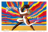 Perrier - The Dancing Couple (Le Couple Dansant) - This is Crazy! (C'est Fou!)