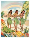 Aloha Nui Loa from Hawaii - Hula Girls