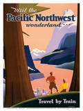 Pacific Northwest Wonderland by Train - Union Pacific Railroad