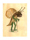 Snail 1873 'Missing Links' Parade Costume Design