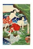 Chigogafuji Enishima  Woman Divers