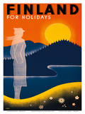 Finland for Holidays - Finnish State Railways
