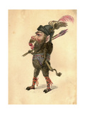 Wild Boar 1873 'Missing Links' Parade Costume Design