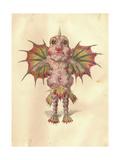 Sea Dragon 1873 'Missing Links' Parade Costume Design