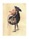 Lobster 1873 'Missing Links' Parade Costume Design