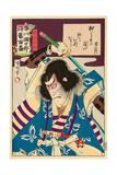 Ichikawa Danjuro Engei Hyakuban - Oboshi Yuranosuke