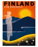 Finland for Holidays - Finnish State Railways