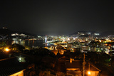 The Night View of Nagasaki During Summer