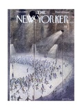 The New Yorker Cover - March 2  1957