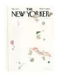 The New Yorker Cover - March 7  1977